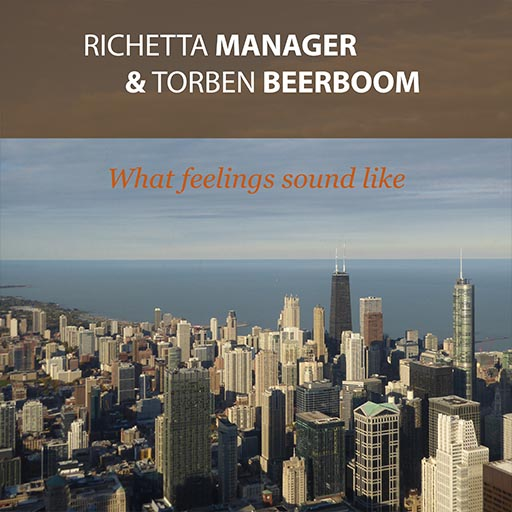 Richetta Manager & Torben Beerboom CD Cover