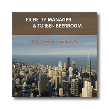 Richetta Manager & Torben Beerboom - CD Cover